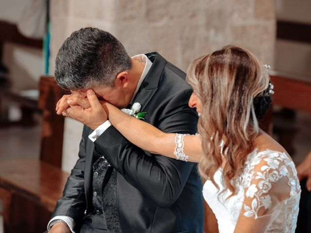 Il matrimonio di Luciana e Rocco a Pisticci, Matera 16