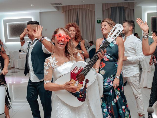 Il matrimonio di Luciana e Rocco a Pisticci, Matera 27