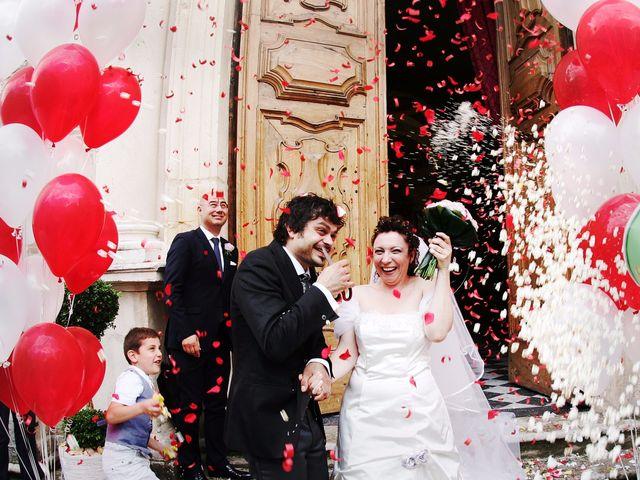 Il matrimonio di Danilo e Roberta a Fabriano, Ancona 4