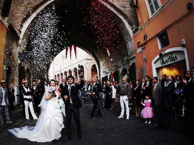 Il matrimonio di Danilo e Roberta a Fabriano, Ancona 5