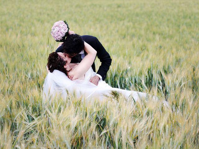 Il matrimonio di Danilo e Roberta a Fabriano, Ancona 7