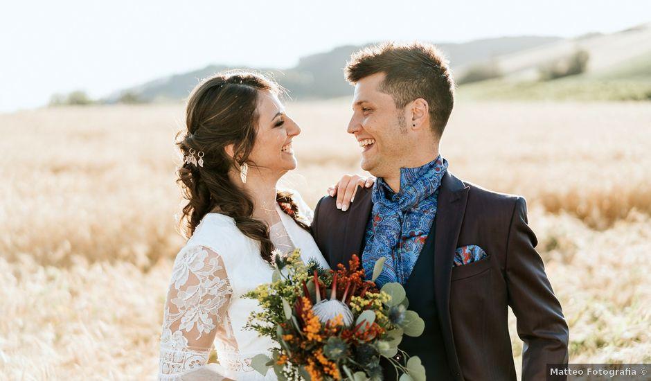 Il matrimonio di Davide e Elena a Quattro Castella, Reggio Emilia