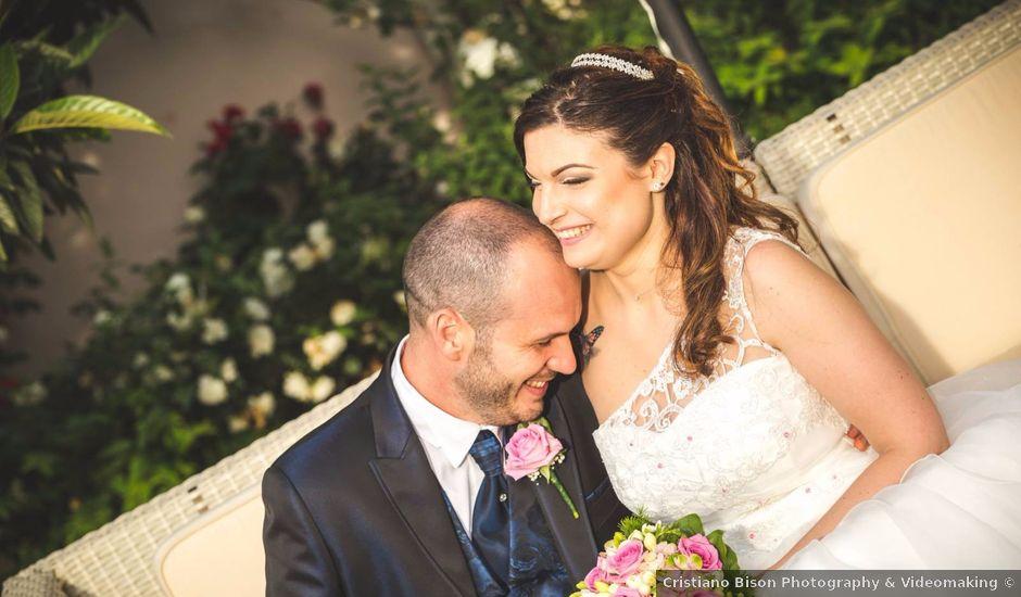 Il matrimonio di Roberto e Francesca a Rubano, Padova