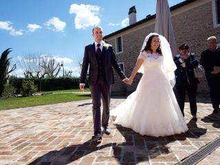 Le nozze di Jessica e Gabrele