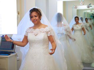 Le nozze di Jessica e Gabrele 3