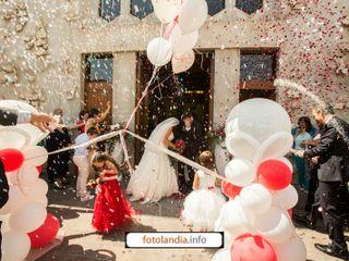 Le nozze di Anatolia e Daniele 1