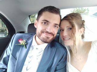 Le nozze di Alberto e Maura