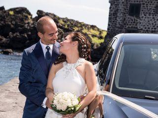 Le nozze di Graziella e Antonino 1