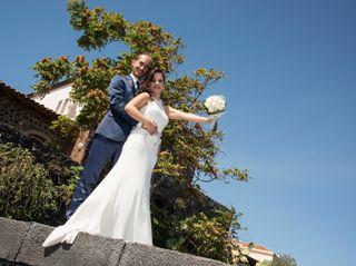 Le nozze di Graziella e Antonino