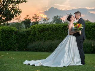Le nozze di Rachele e Giovanni