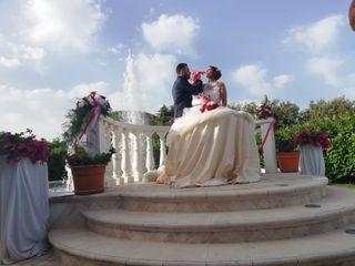 Le nozze di Francesca e Patrizio