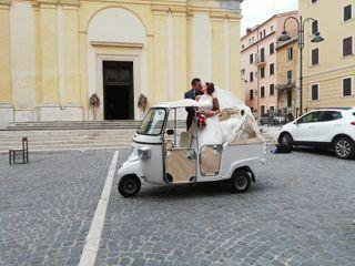 Le nozze di Francesca e Patrizio 2