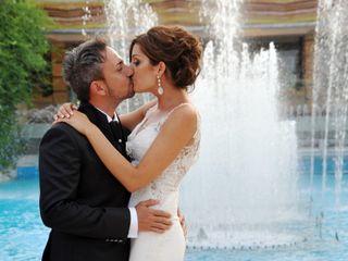 Le nozze di Erika e Vincenzo