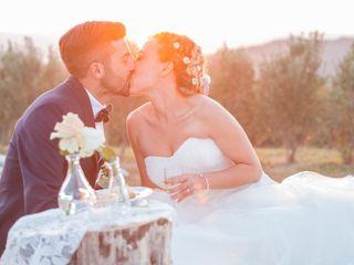 Le nozze di Daved e Selene