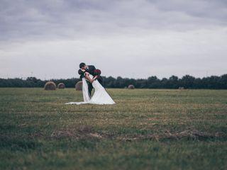 Le nozze di Paola e Ivan