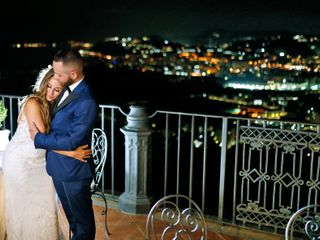 Le nozze di Kristina e Giuseppe