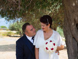 Le nozze di Tiziana e Vincenzo