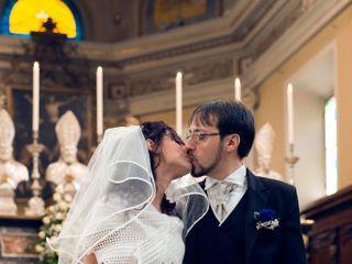 Le nozze di Rosa e Gabry