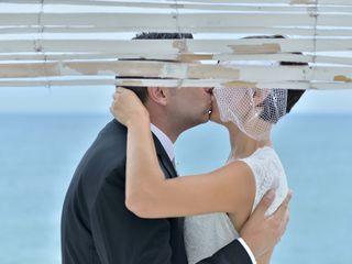 Le nozze di Sonja e Giacomo