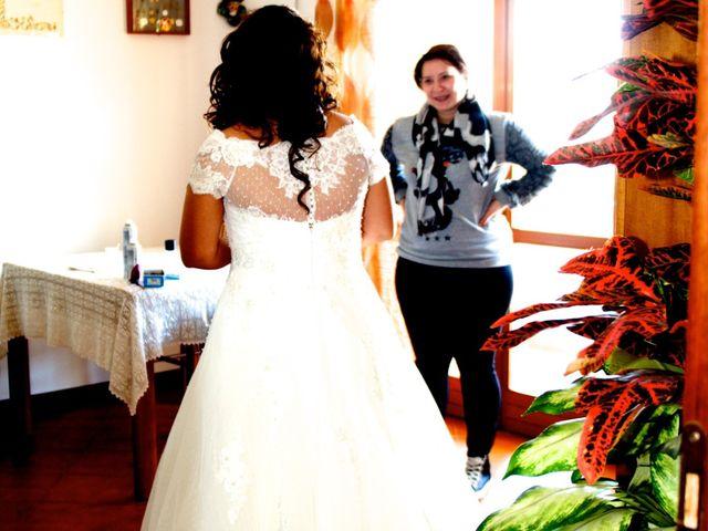 Il matrimonio di Gabrele e Jessica a Medicina, Bologna 9