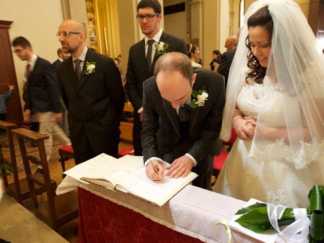 Il matrimonio di Gabrele e Jessica a Medicina, Bologna 22