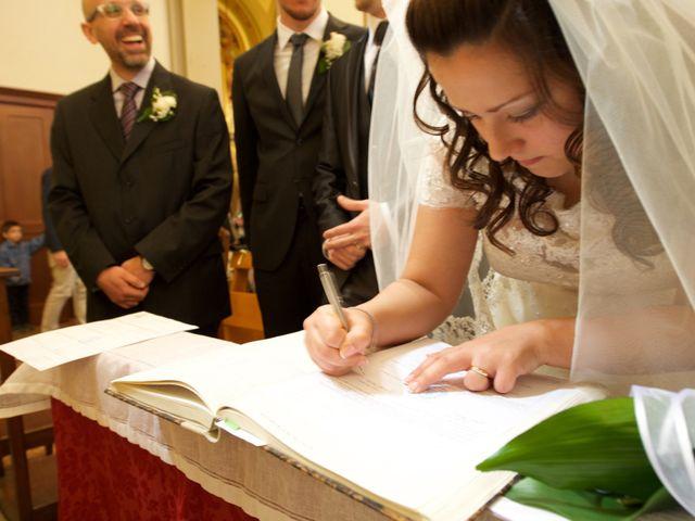Il matrimonio di Gabrele e Jessica a Medicina, Bologna 23