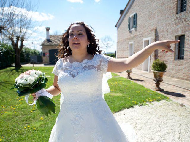 Il matrimonio di Gabrele e Jessica a Medicina, Bologna 31