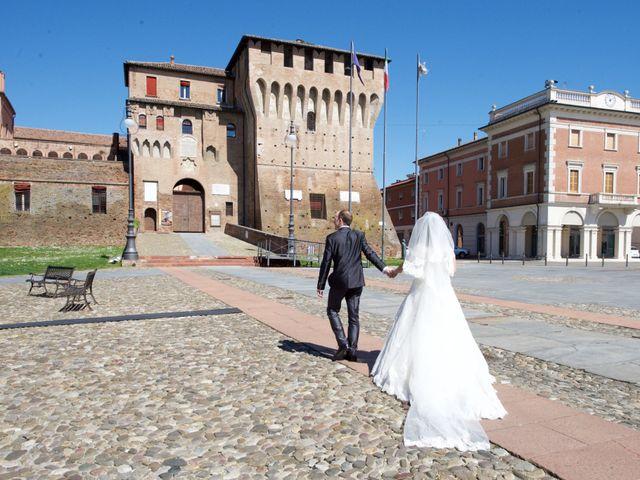 Il matrimonio di Gabrele e Jessica a Medicina, Bologna 33