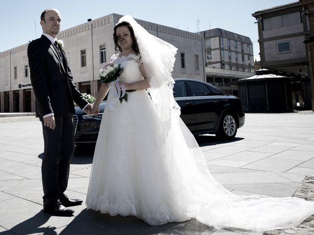 Il matrimonio di Gabrele e Jessica a Medicina, Bologna 34