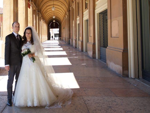 Il matrimonio di Gabrele e Jessica a Medicina, Bologna 35