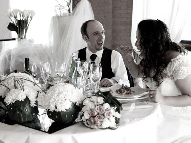 Il matrimonio di Gabrele e Jessica a Medicina, Bologna 40