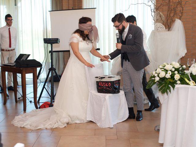 Il matrimonio di Gabrele e Jessica a Medicina, Bologna 41