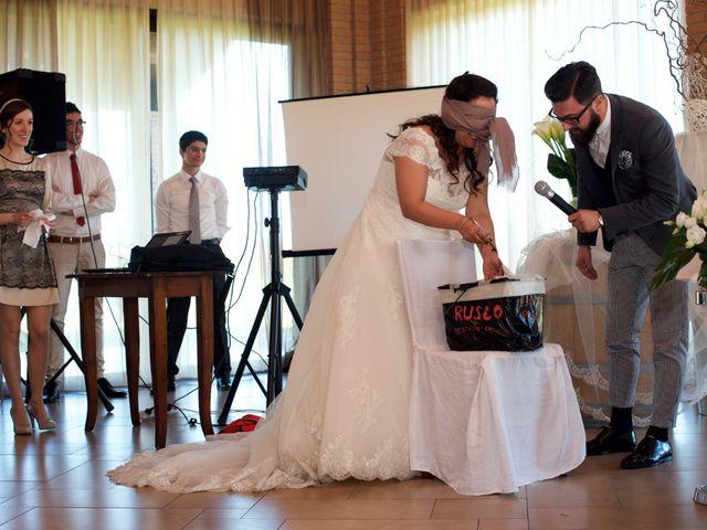 Il matrimonio di Gabrele e Jessica a Medicina, Bologna 42