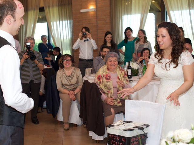 Il matrimonio di Gabrele e Jessica a Medicina, Bologna 43