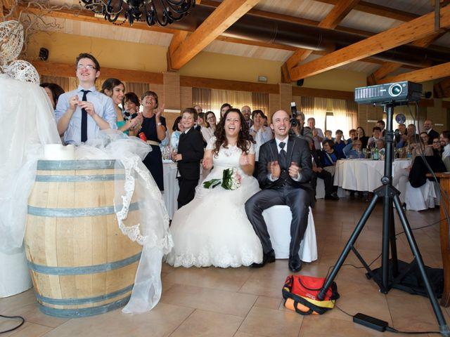 Il matrimonio di Gabrele e Jessica a Medicina, Bologna 54