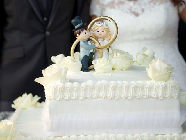 Il matrimonio di Gabrele e Jessica a Medicina, Bologna 57