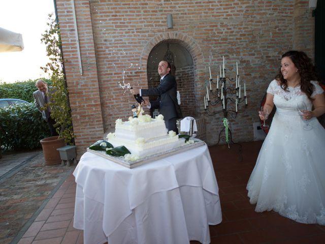Il matrimonio di Gabrele e Jessica a Medicina, Bologna 58