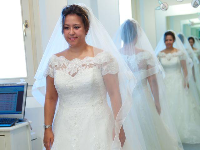 Il matrimonio di Gabrele e Jessica a Medicina, Bologna 3