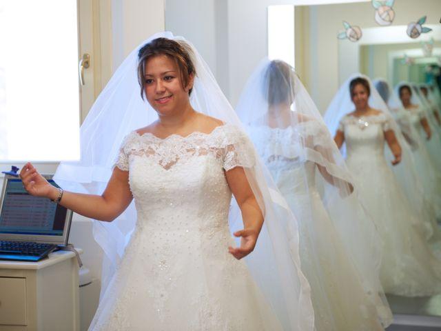 Il matrimonio di Gabrele e Jessica a Medicina, Bologna 2