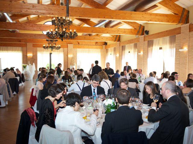 Il matrimonio di Gabrele e Jessica a Medicina, Bologna 64