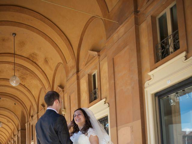 Il matrimonio di Gabrele e Jessica a Medicina, Bologna 67