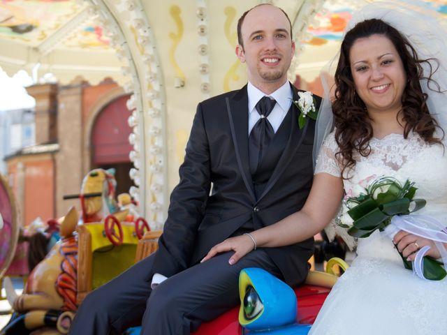 Il matrimonio di Gabrele e Jessica a Medicina, Bologna 68