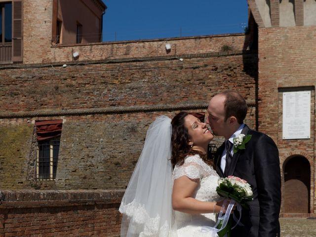 Il matrimonio di Gabrele e Jessica a Medicina, Bologna 75