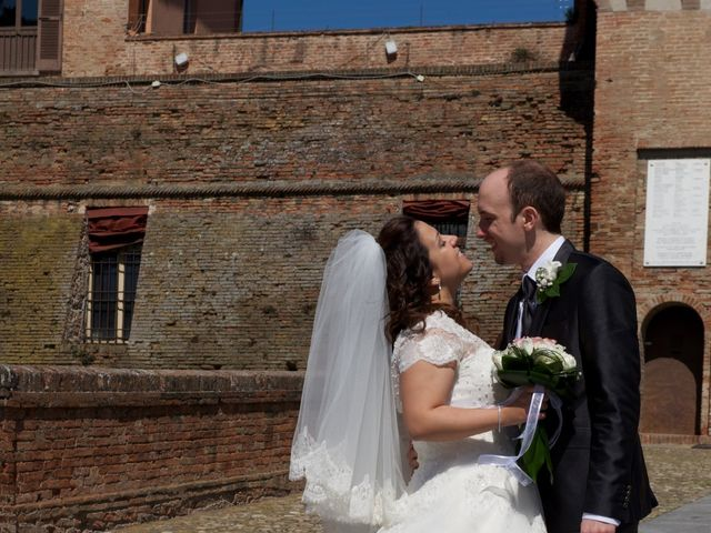 Il matrimonio di Gabrele e Jessica a Medicina, Bologna 76