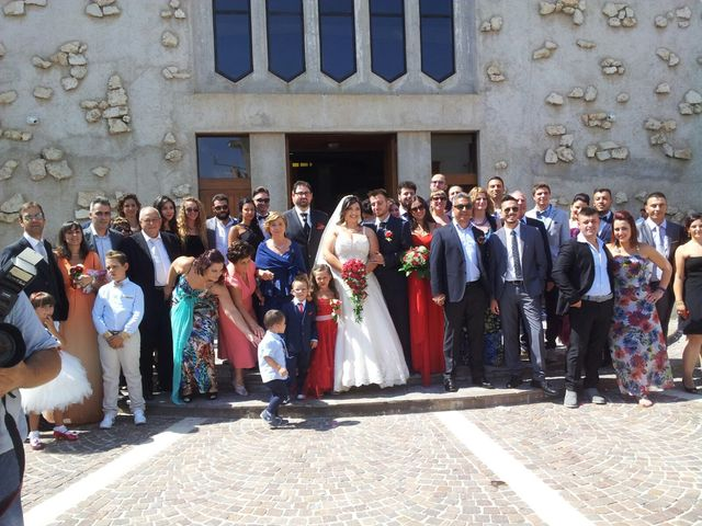 Il matrimonio di Daniele e Anatolia a Avezzano, L'Aquila 12