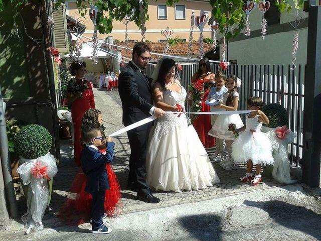 Il matrimonio di Daniele e Anatolia a Avezzano, L'Aquila 16
