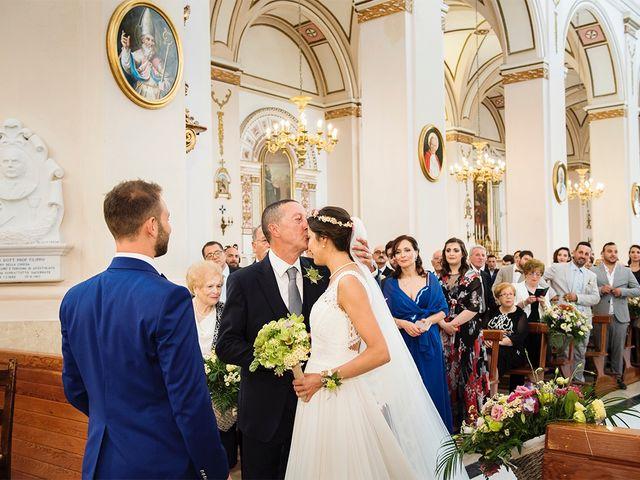 Il matrimonio di Tommaso e Roberta a Balestrate, Palermo 22