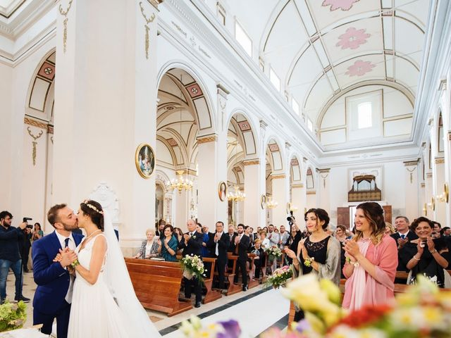 Il matrimonio di Tommaso e Roberta a Balestrate, Palermo 25