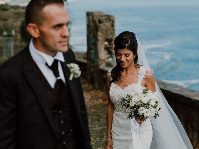 Le nozze di Antonella e Carmelo