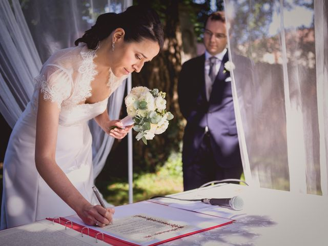 Il matrimonio di Matteo e Tatyana a Cassinetta di Lugagnano, Milano 61
